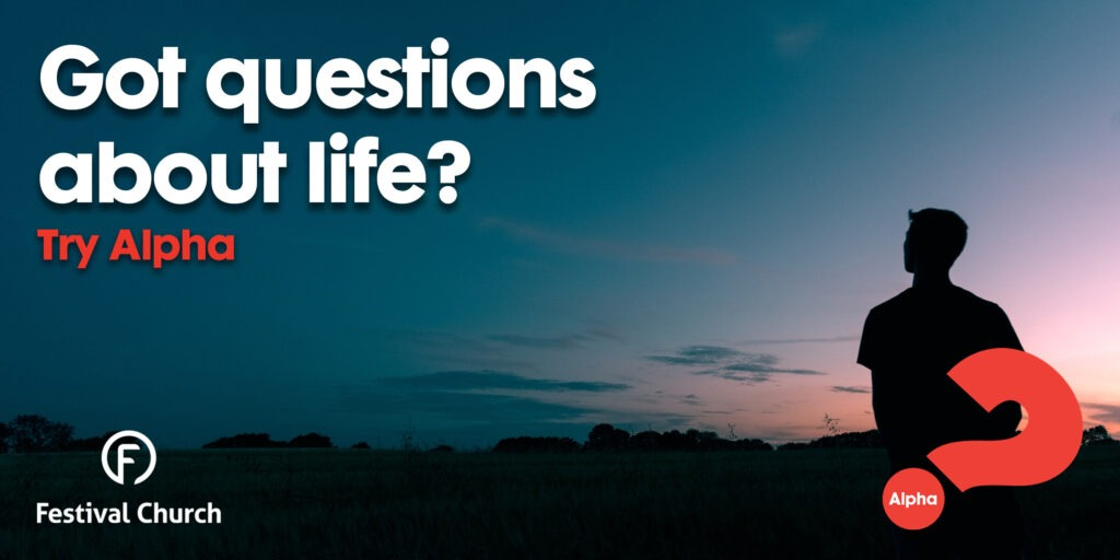 Got questions about life? Try Alpha